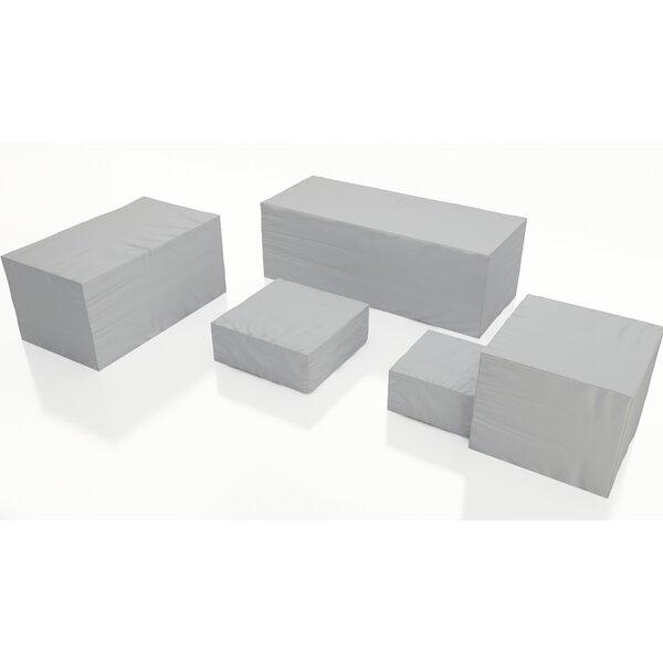 5 Piece Sofa Cover Set by Harmonia Living
