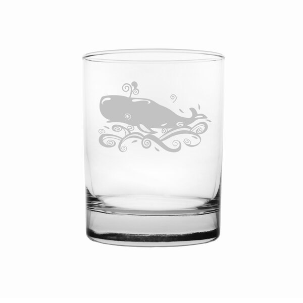Whale 14 oz. Double Old Fashioned (Set of 4) by Rolf Glass