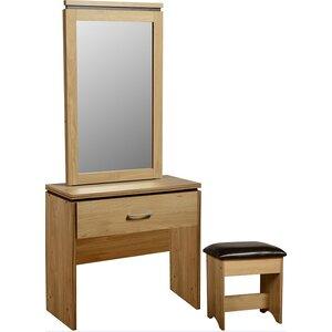 Schminktisch-Set Vivienne mit Spiegel von Modern You
