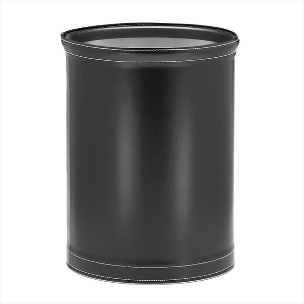 Westhampton 3.25 Gallon Waste Basket by Charlton Home