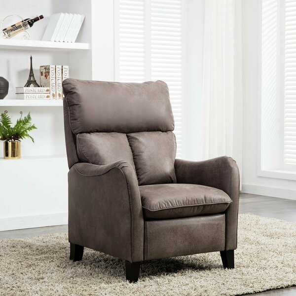 Ziggy Manual Recliner by Winston Porter