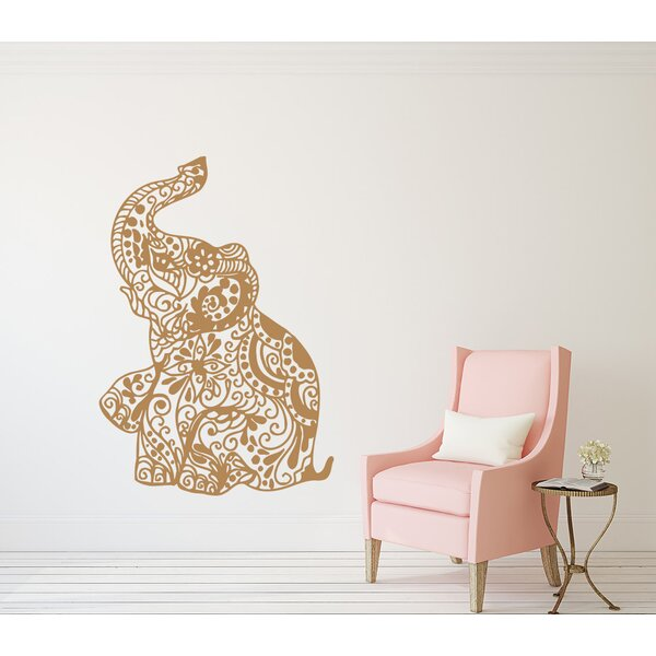 Elephant Wall Decal by Decal House