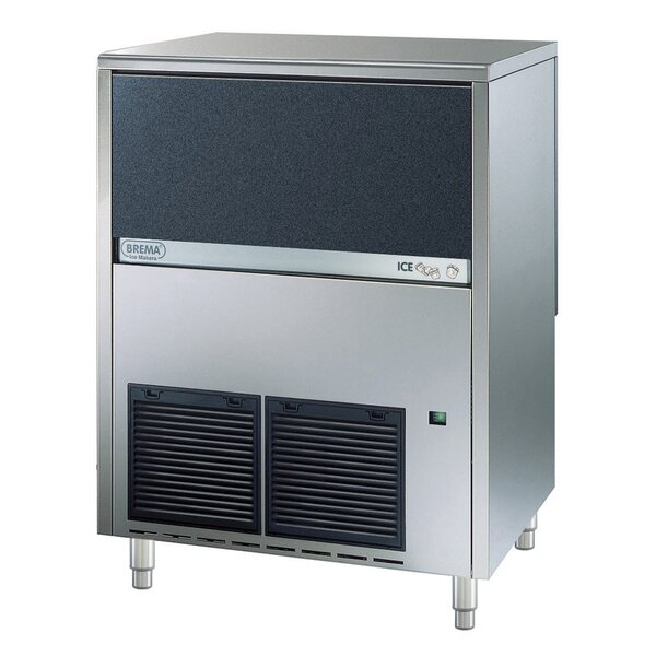 145 lb. Daily Production Freestanding Ice Maker by Brema