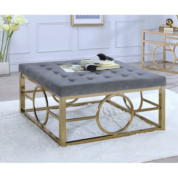 Glenys Tufted Cocktail Ottoman By Mercer41