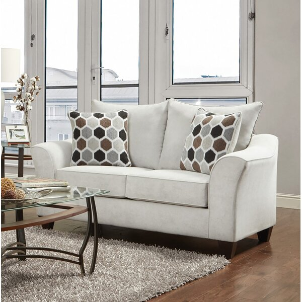 Horigan Loveseat By Winston Porter