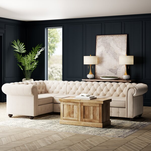 Quitaque Left Hand Facing Sectional Collection By Greyleigh