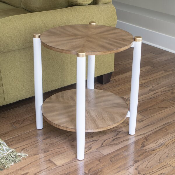 Maroney End Table by George Oliver George Oliver