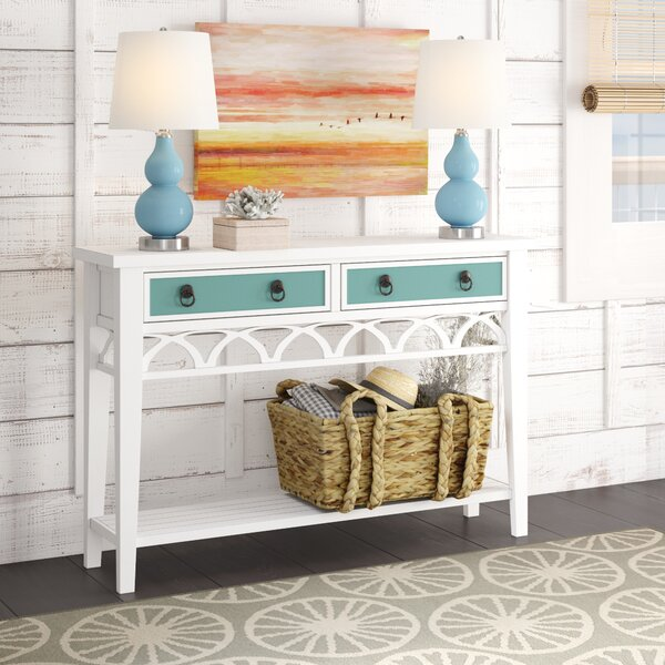 Gresham Console Table By Beachcrest Home