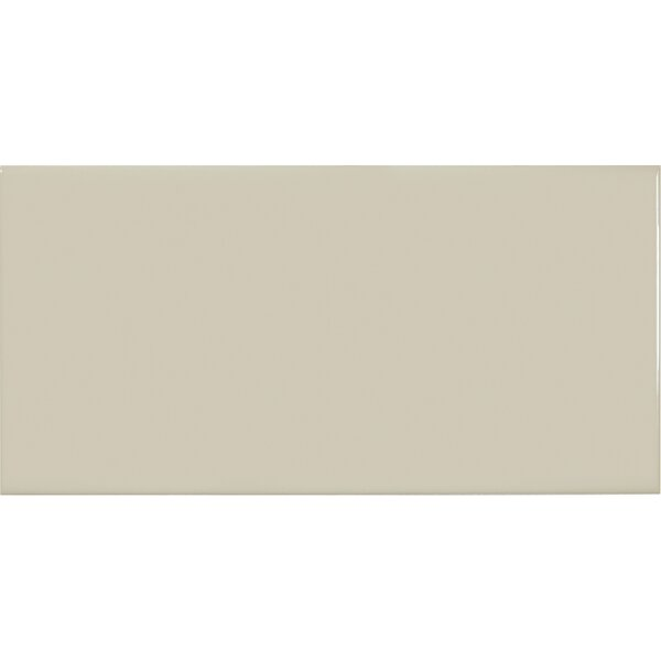 Sail 3 x 6 Ceramic/Porcelain Tile in Beige by Parvatile