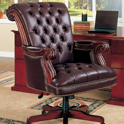 Dana Executive Chair by Wildon Home ®
