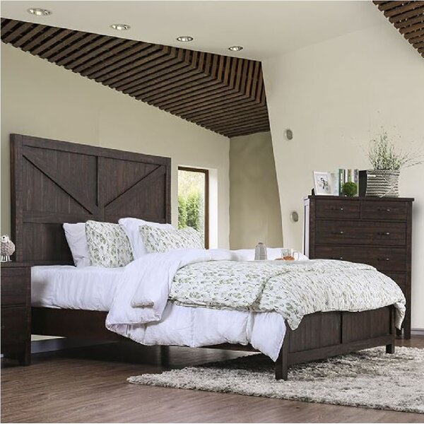 Kasen Standard Bed by Gracie Oaks