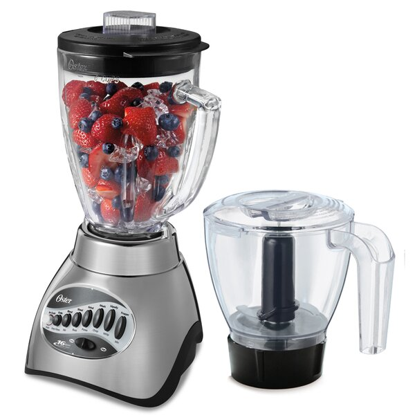 16 Speed Glass Jar Blender by Oster