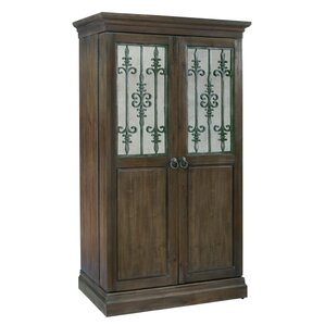 Monaciano Lighted China cabinet by Howard Miller®