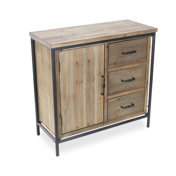 Hohl Wood 1 Door Accent Cabinet by Gracie Oaks Gracie Oaks