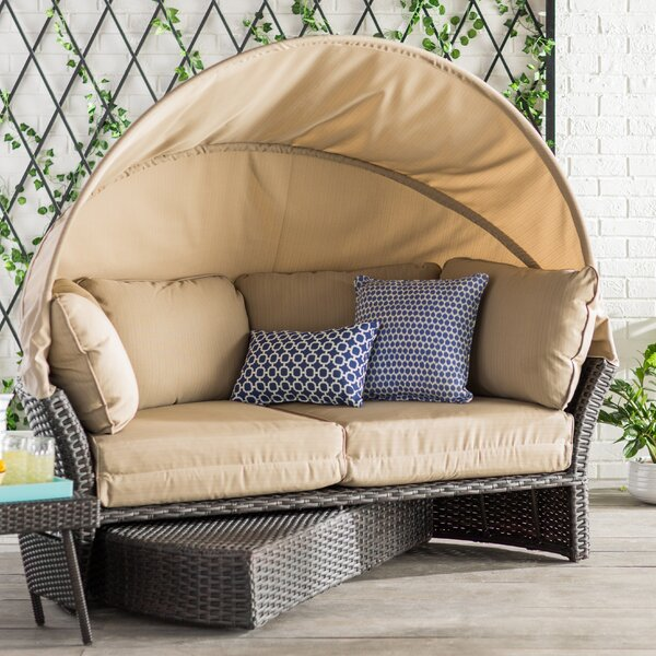 Seagle Daybed with Cushions by Brayden Studio