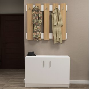 Save & Narrow Entryway Shoe Cabinet | Wayfair