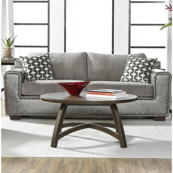 Perfect Priced Longoria Eclispe Sofa by Latitude Run by Latitude Run