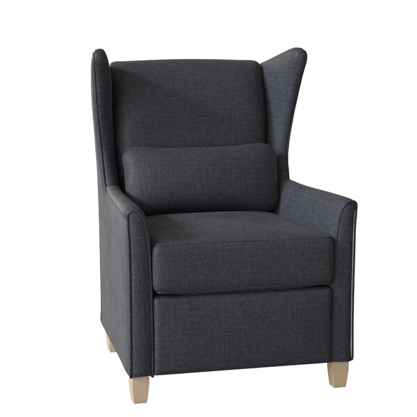 Emma Wingback Chair by Hekman