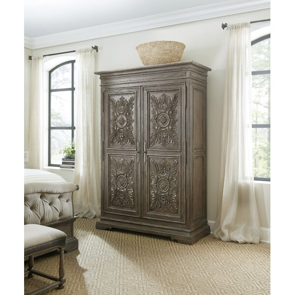 Woodland Wardrobe Armoire by Hooker Furniture