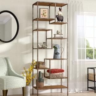 Affordable Riverdale Etagere Bookcase ByLaurel Foundry Modern Farmhouse