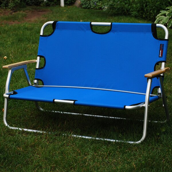 Sport Couch Folding Camping Bench by Algoma Net Company Algoma Net Company