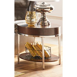 Mira End Table by Standard Furniture