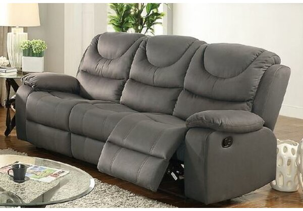 Review Sunderman Motion Reclining Sofa