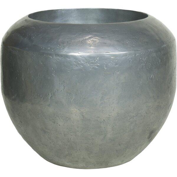 Loft Aluminum Pot Planter by BIDKhome