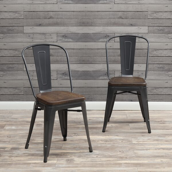 Emsworth Dining Chair (Set of 2) by Williston Forge
