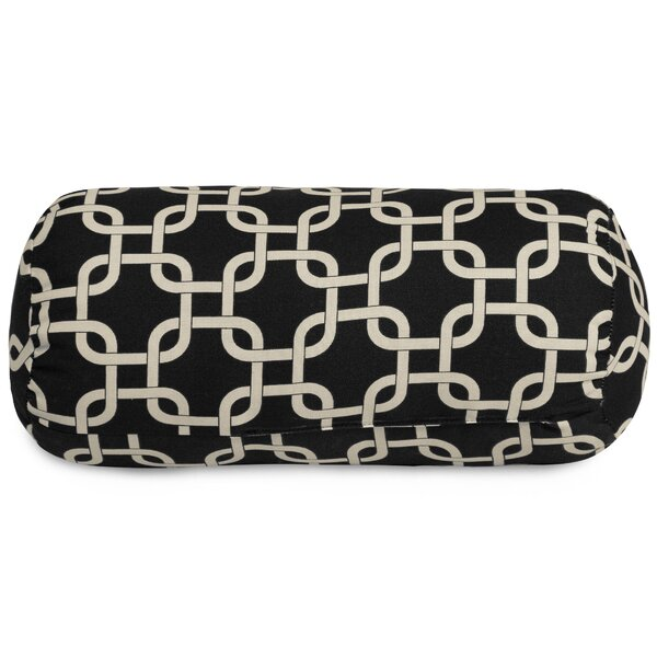 Banas Indoor/Outdoor Bolster Pillow by Wade Logan