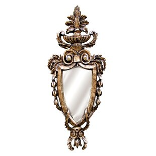 Hickory Manor House Trophy Accent Mirror