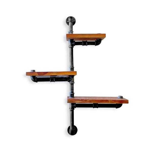 Rochele Industrial Style Wall Shelf by 17 Stories
