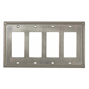 Brushed Nickel Switch Plates   Wayfair