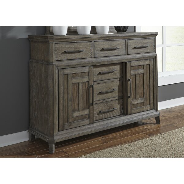 Grigg 6 Drawer Combo Dresser by Gracie Oaks