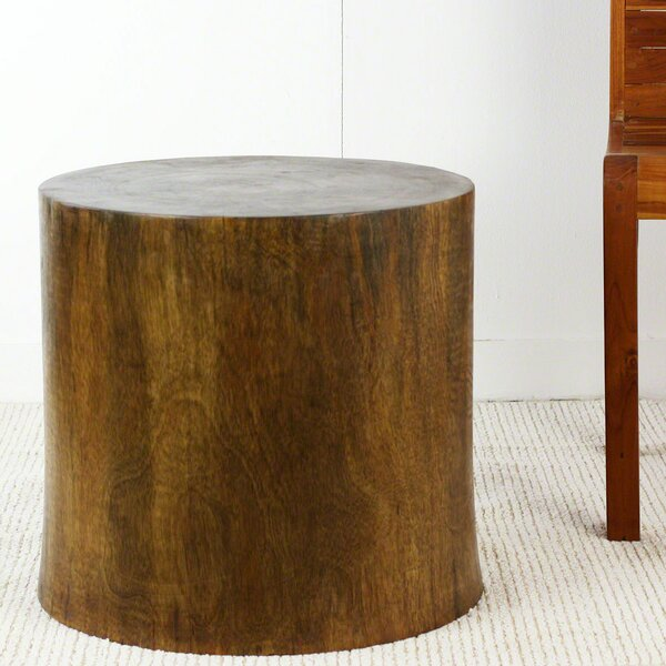 Daubert End Table by World Menagerie
