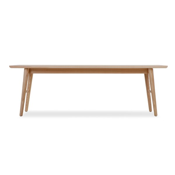 Foshee Wood Bench by Union Rustic Union Rustic