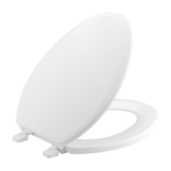 Ridgewood Elongated Toilet Seat by Kohler
