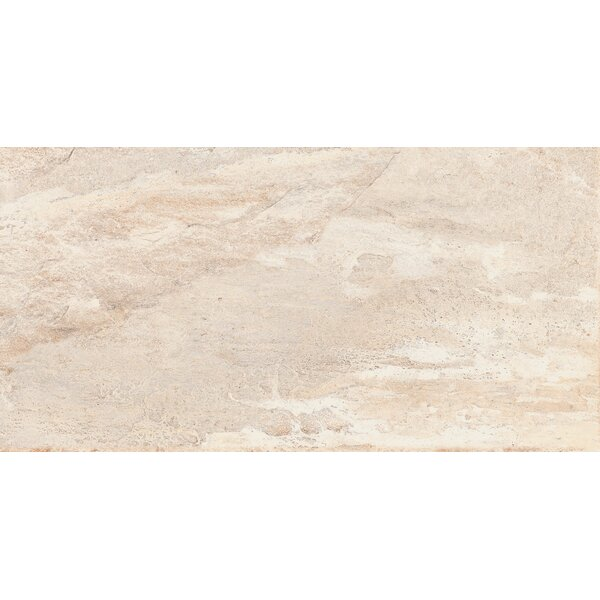 Milestone 24 x 47 Porcelain Field Tile in Dust by Emser Tile