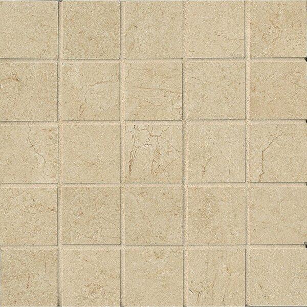 El Dorado 2 x 2 Porcelain Mosaic Tile in Sand by Grayson Martin