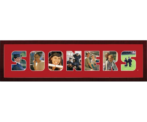 NCAA Spirit Collage Picture Frame by Campus Images