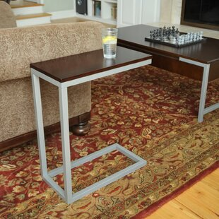 Lular Modern End Table by Wrought Studio