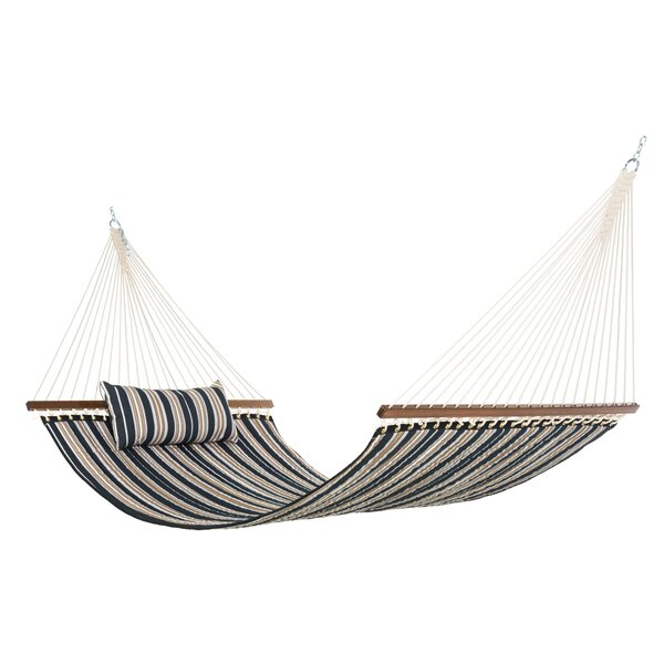 Talbot Double Tree Hammock By Rosecliff Heights