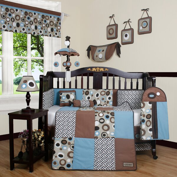 Fonville 13 Piece Crib Bedding Set by Zoomie Kids