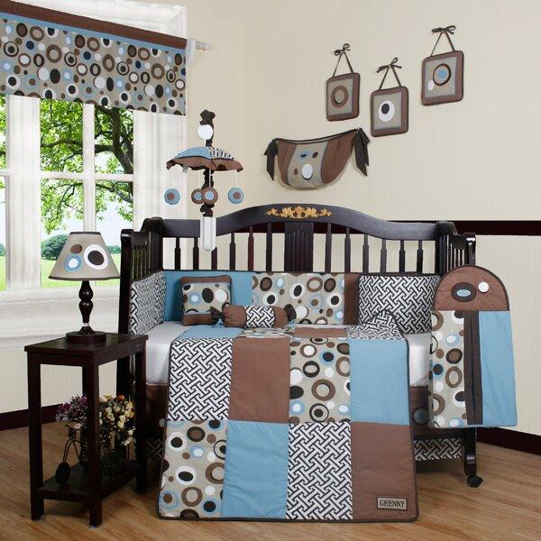 Fonville 13 Piece Crib Bedding Set by Zoomie Kids