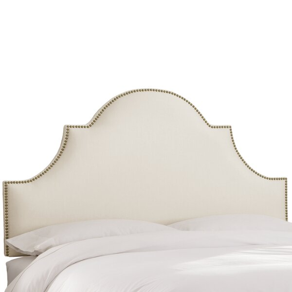 Delaware Upholstered Panel Headboard by Red Barrel Studio