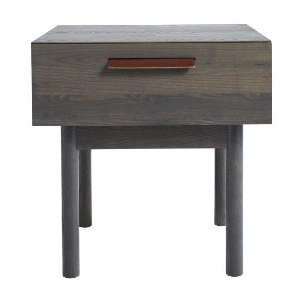 Shale Bedside Table by Blu Dot Blu Dot