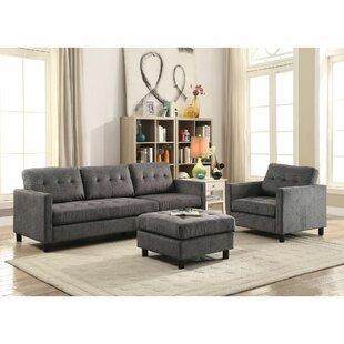 Wisniewski Configurable Living Room Set by Latitude Run®
