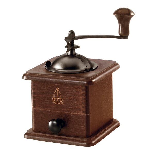 Manual Burr Coffee Grinder by Paderno World Cuisine| @ $199.00