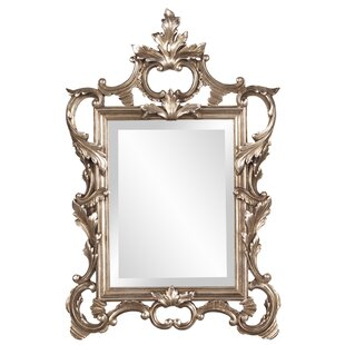 Astoria Grand Heger Scroll Accent Mirror