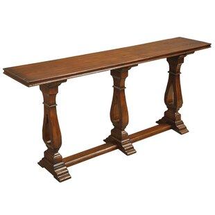 Chanson Console Table